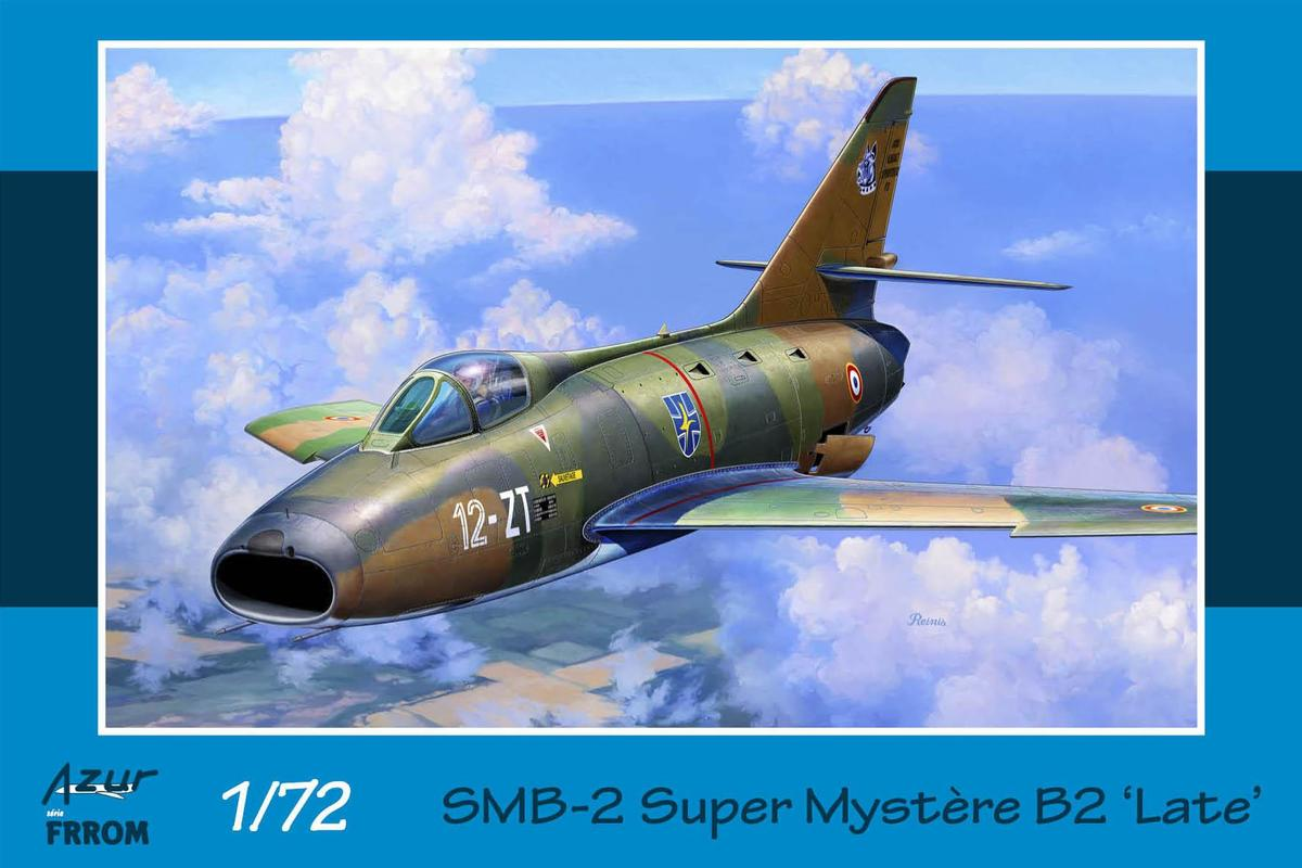 Special Hobby Dassault Super Mystere B2 'Late'