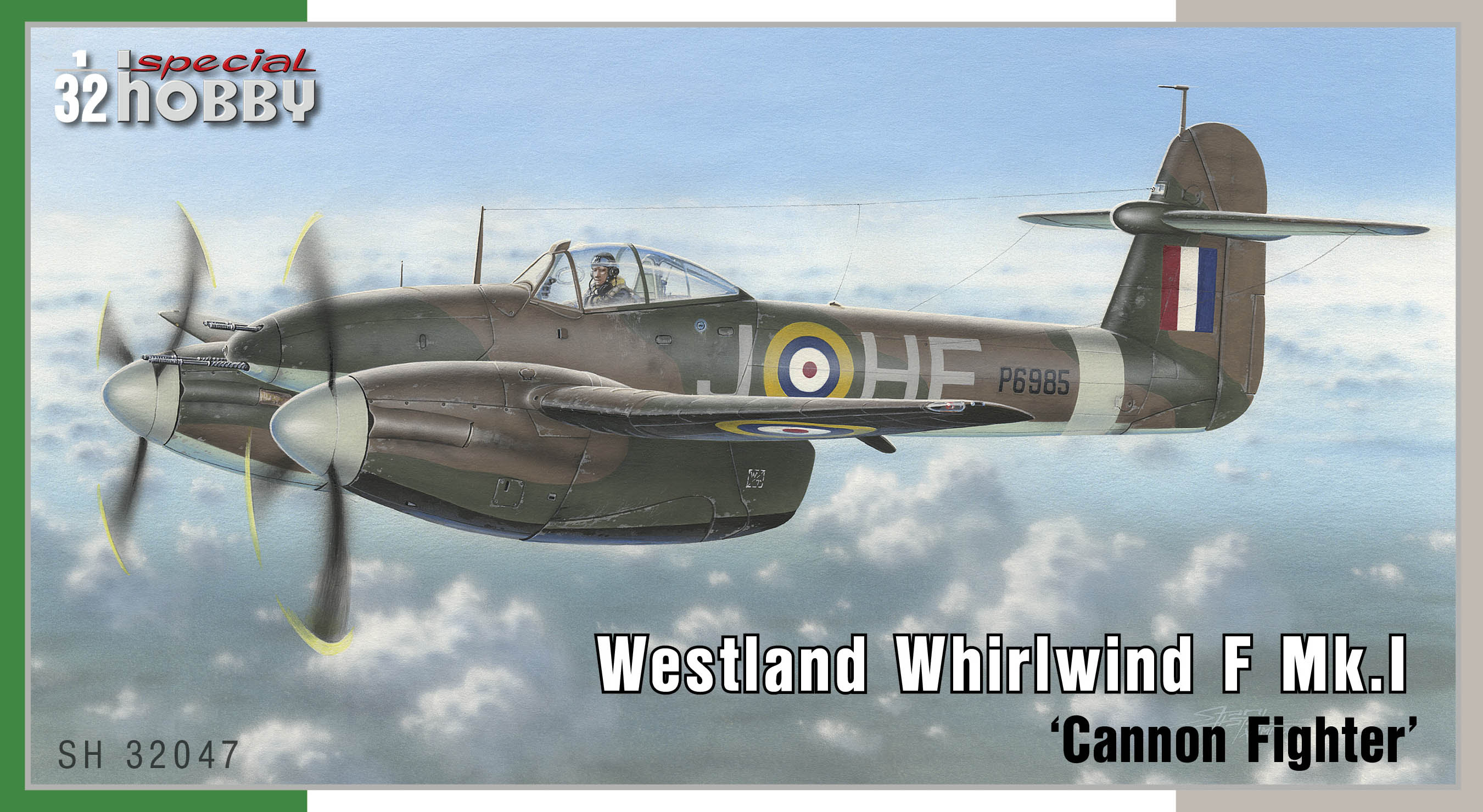 Special Hobby 1/32 Westland Whirlwind Mk.I 'Cannon Fighter'
