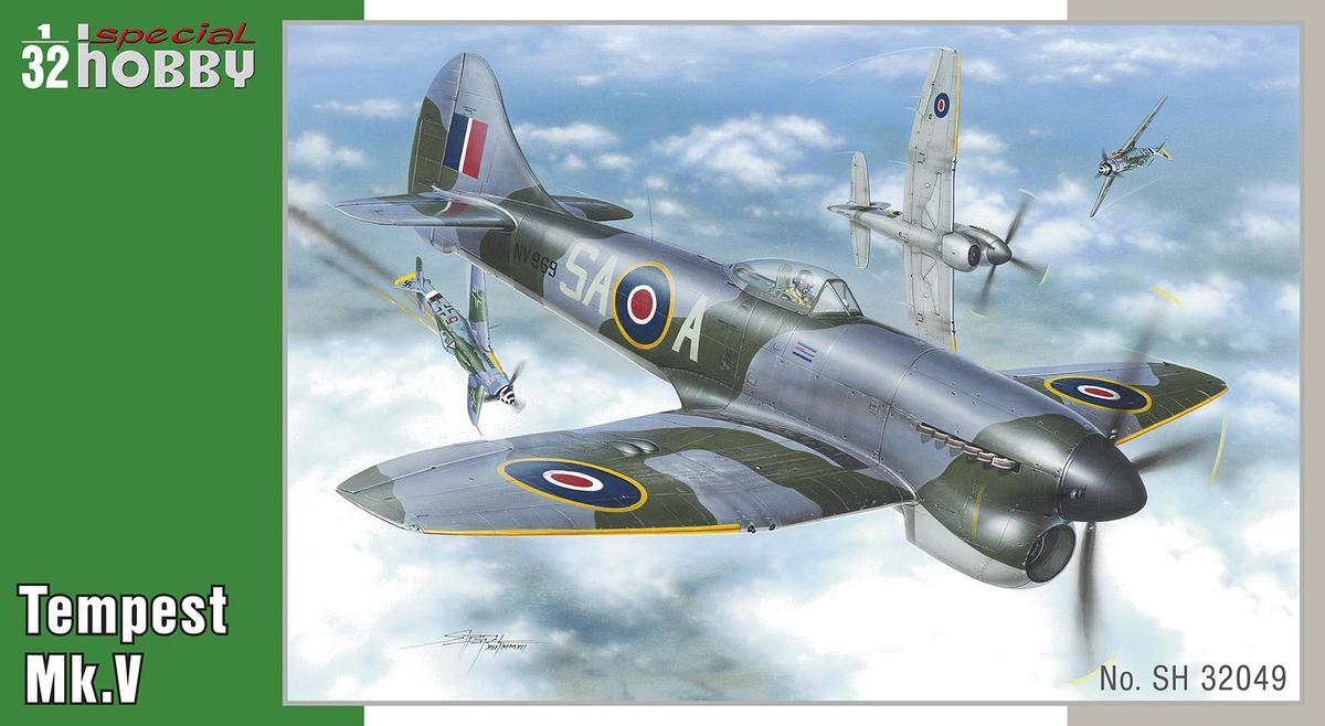 Special Hobby Hawker Tempest Mk.V 1/32