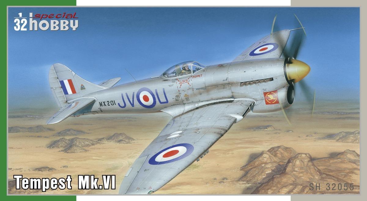 Special Hobby 1/32 Tempest Mk.VI