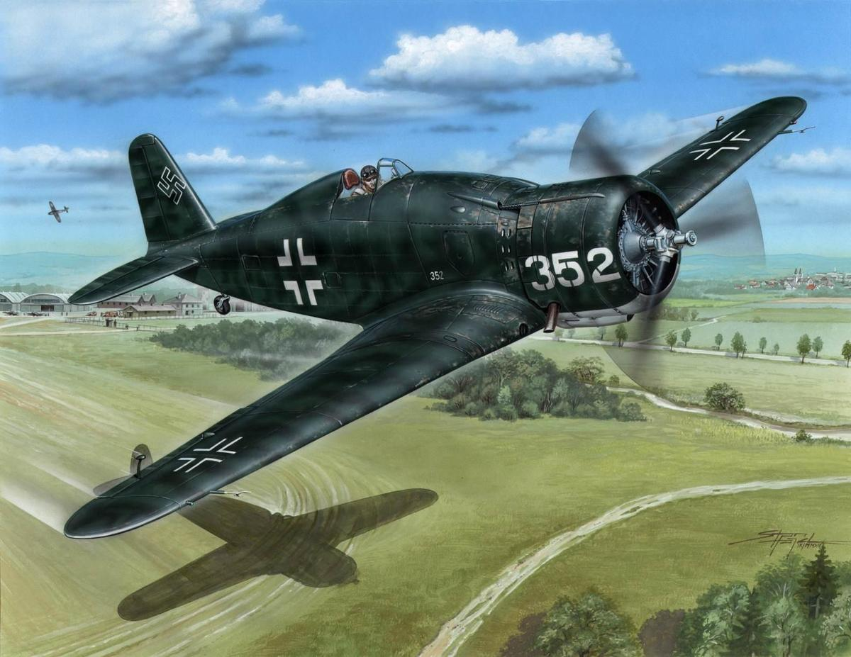 Special Hobby 1/32 Fiat G.50bis Luftwaffe and Croatian Air Force