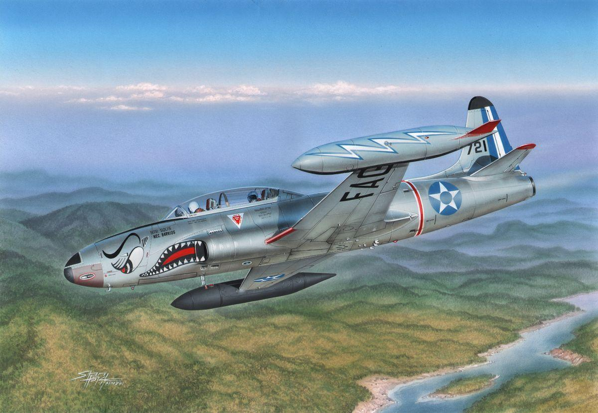 Special Hobby T-33 'Japanese and South American T-Birds'