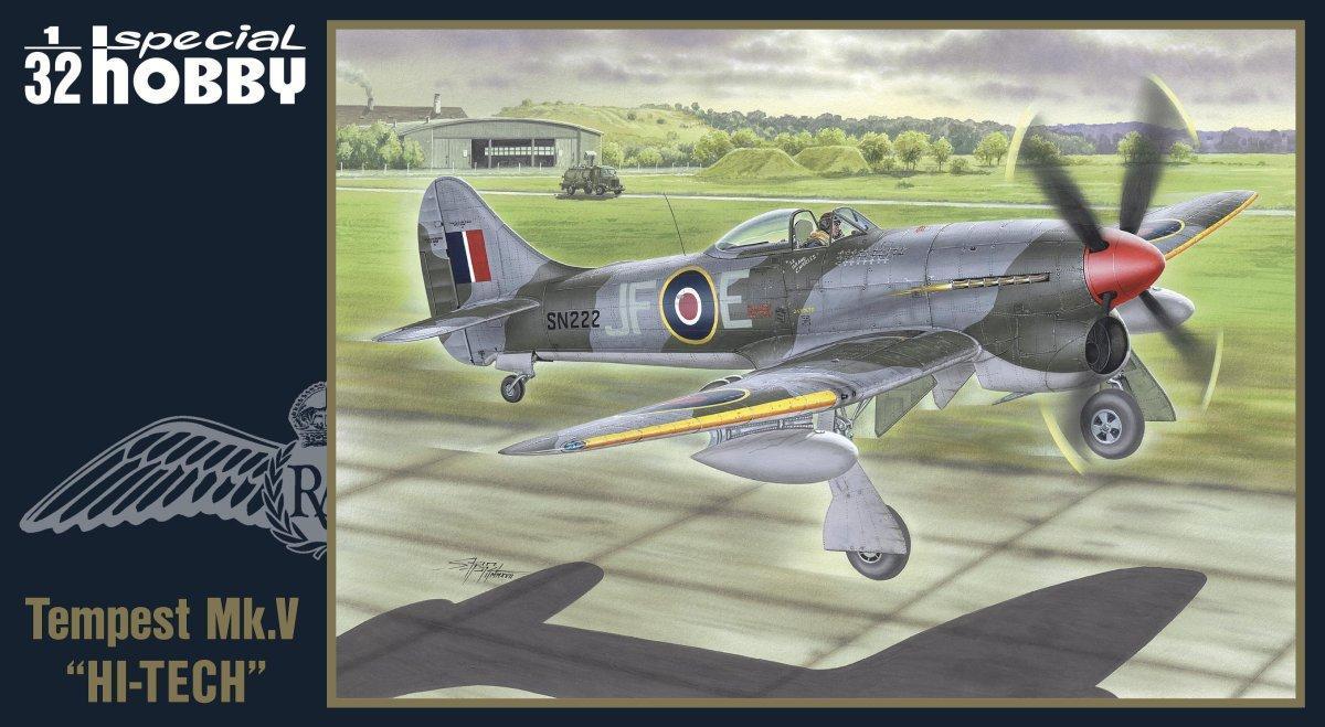 "Special Hobby Hawker Tempest Mk.V ""Hi-Tech 2"" 1/32"