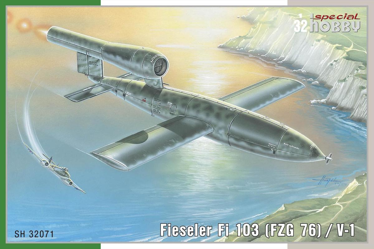 Special Hobby Fieseler Fi 103/V-1 1/32