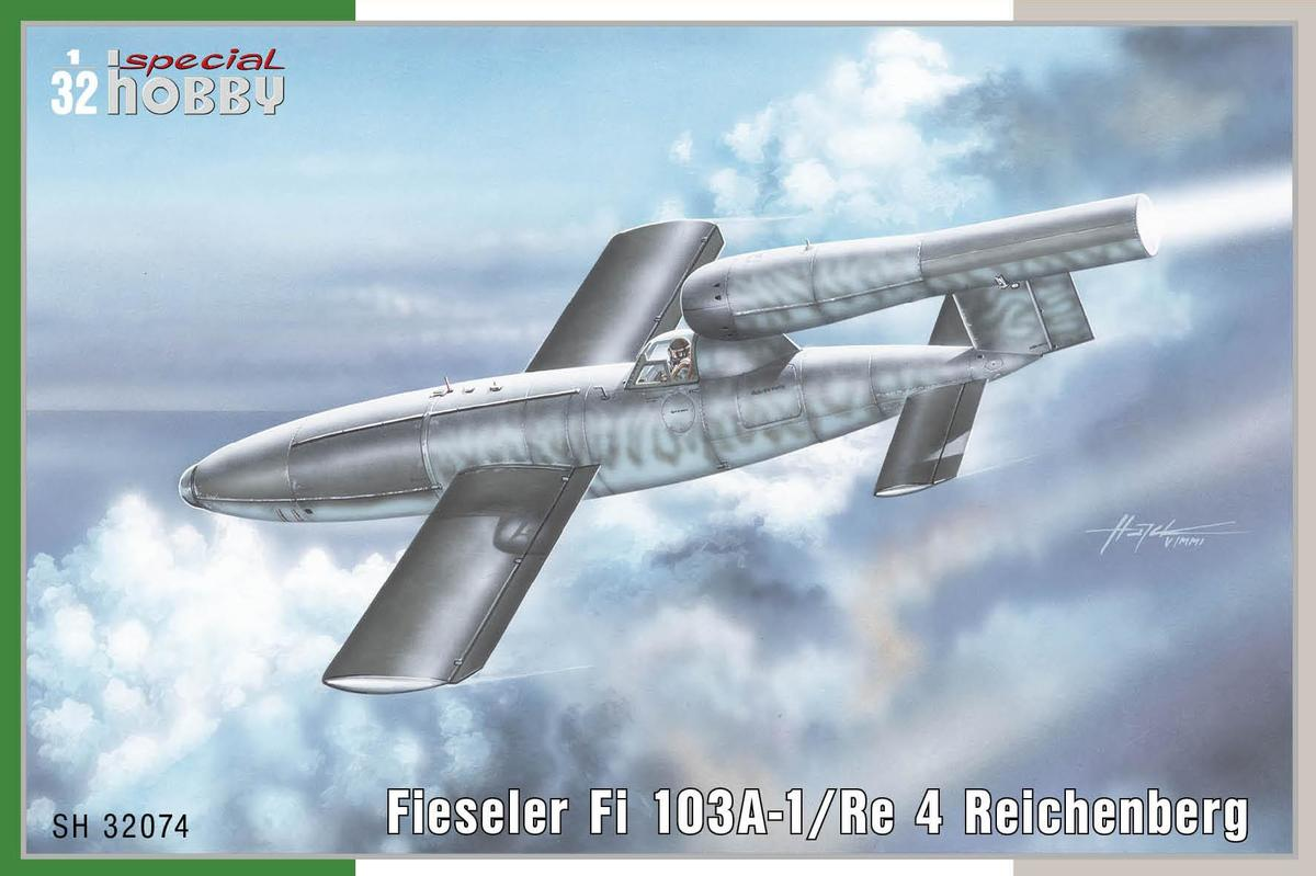 Special Hobby Fi 103A-1/Re4 Reichenberg 1/32