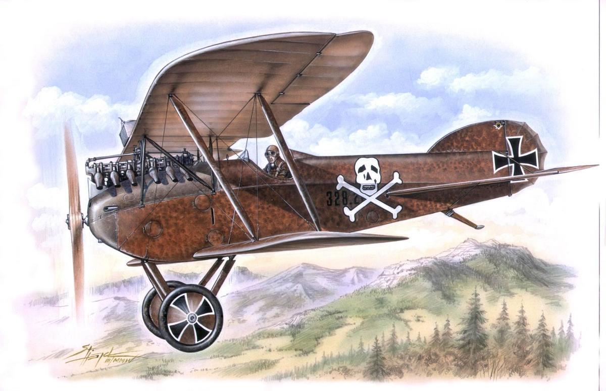 "Special Hobby 1/48 Phoenix D.l ""K.u.K Luftfahrtruppe?"