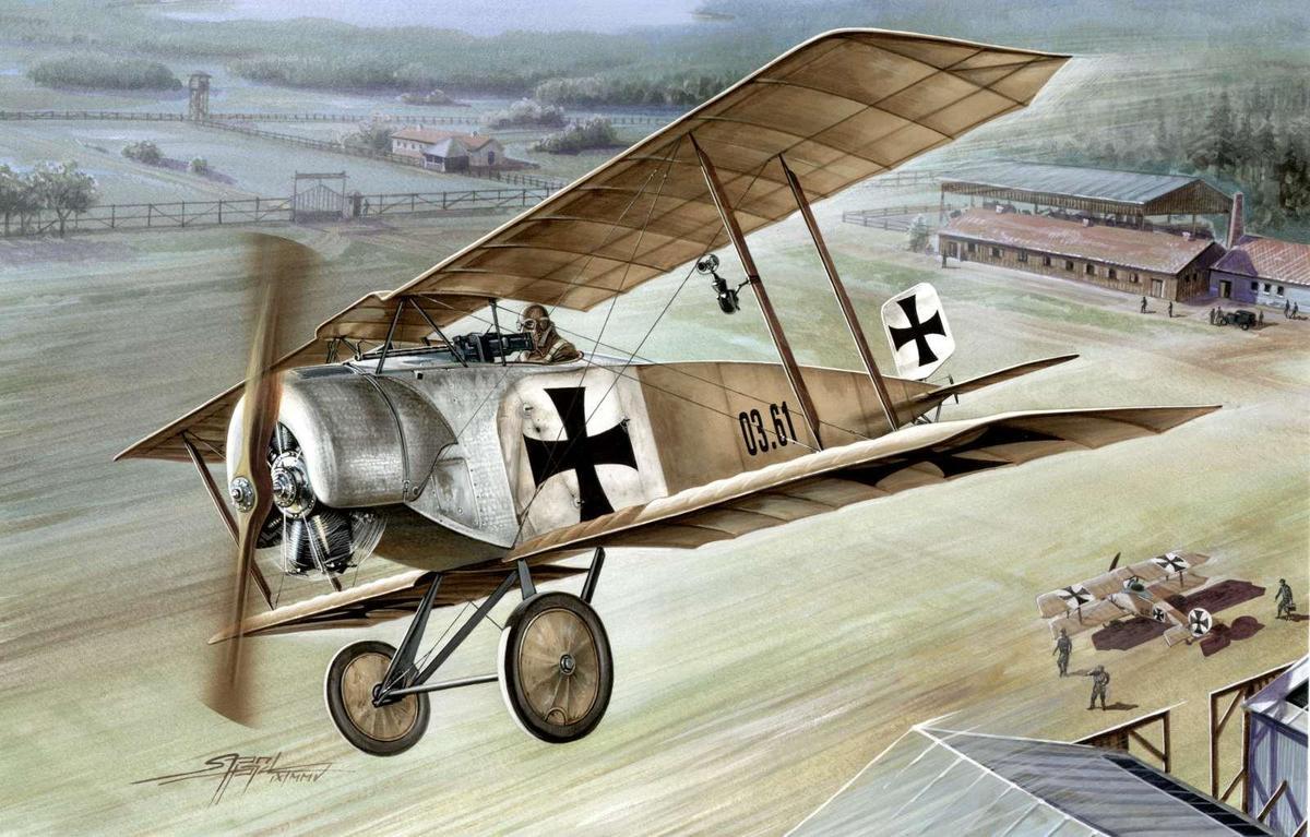 Special Hobby 1/48 Fokker B.ll Seriee 03.6