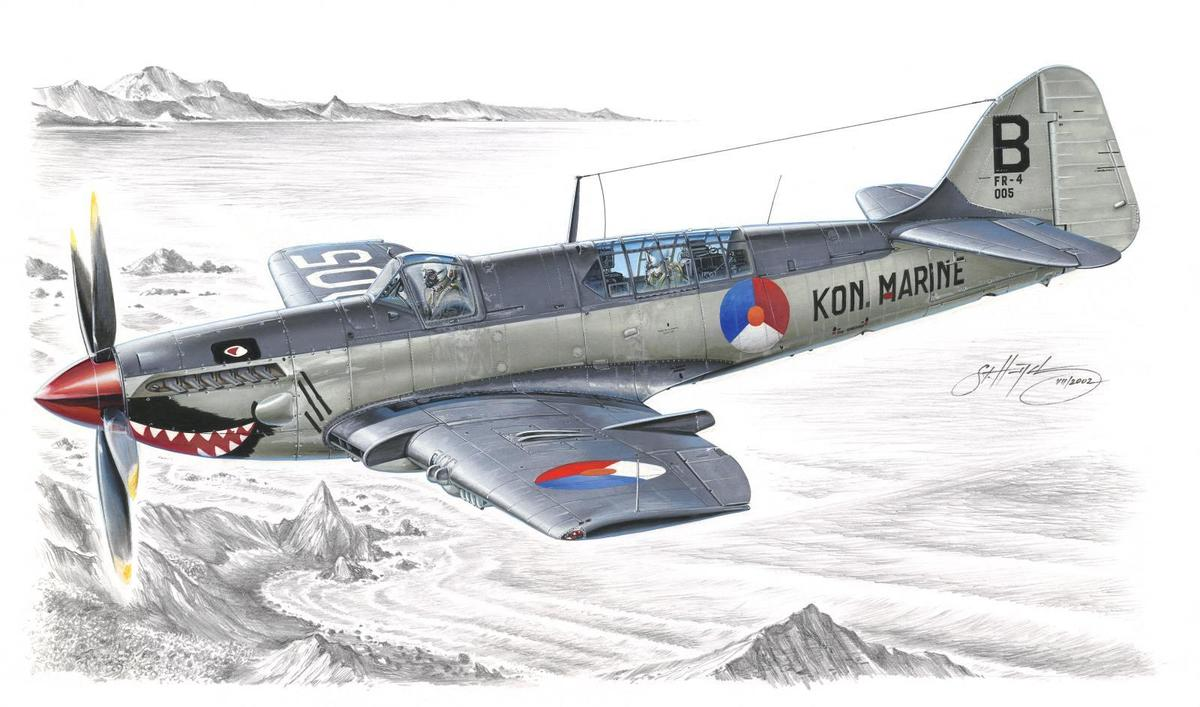 """Special Hobby Fairey Firefly Mk.4/5/6 """"Foreign Service"""" 1/48"""