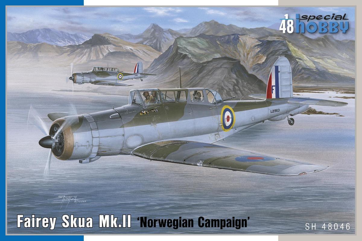Special Hobby 1/48 Blackburn Skua Mk.ll