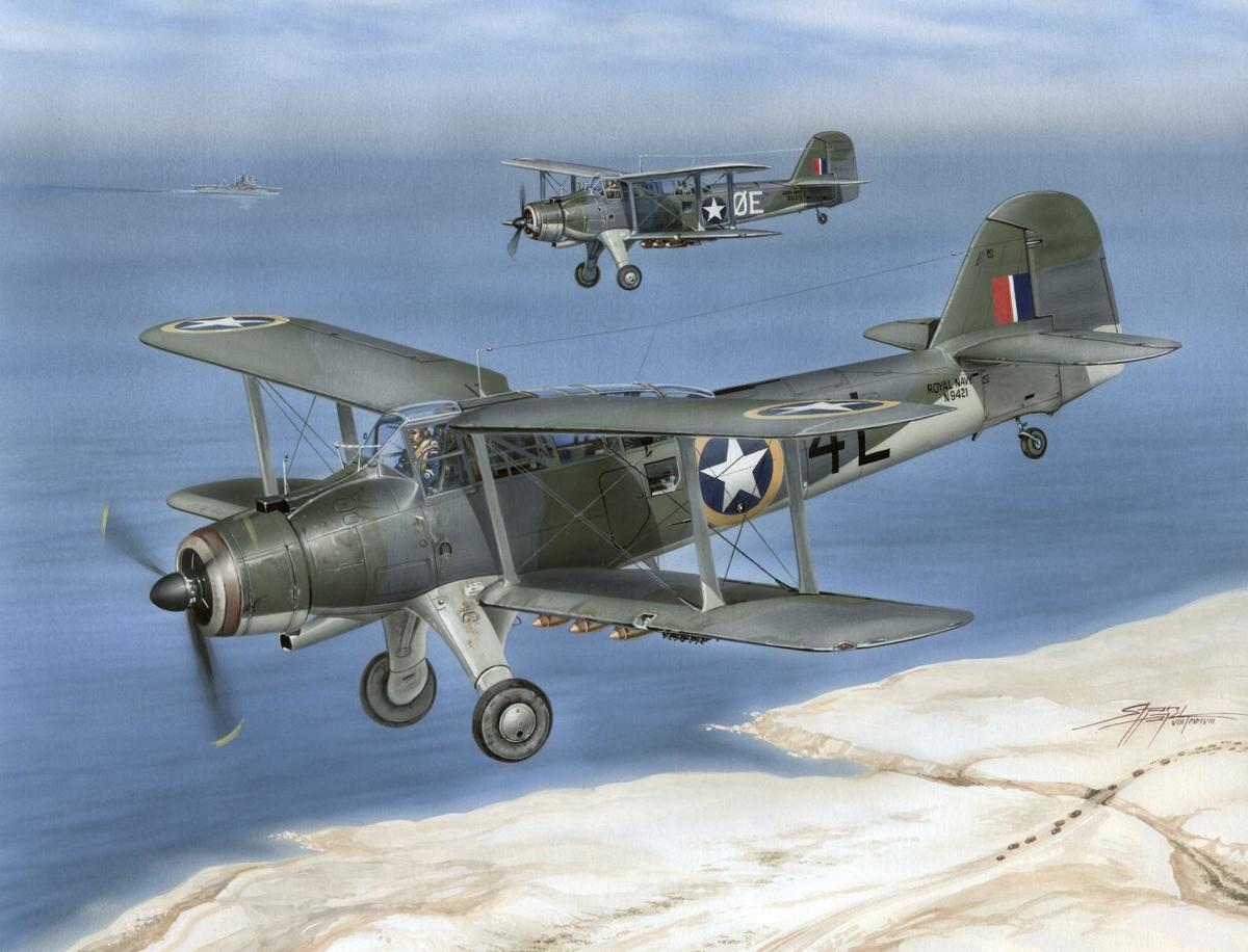 Special Hobby 1/48 Fairey Albacore Mk.ll
