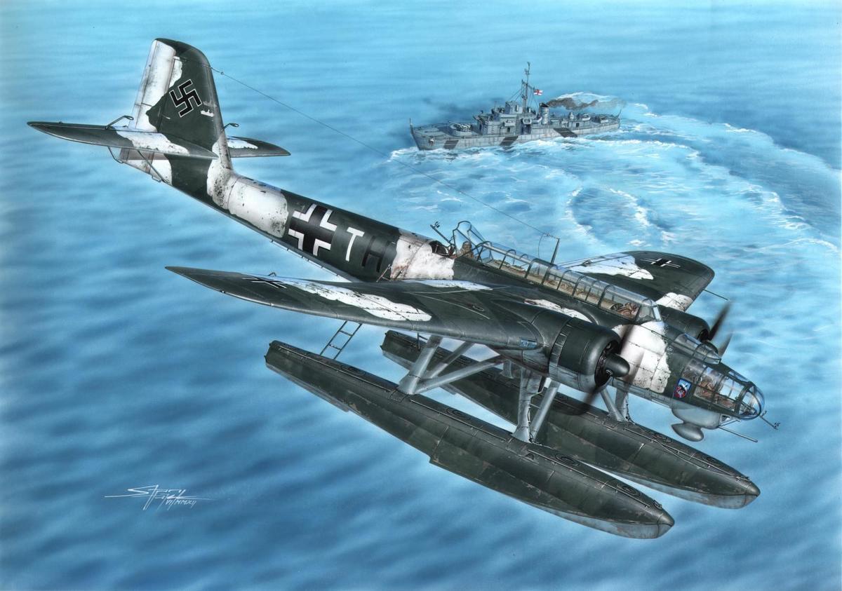Special Hobby 1/48 Heinkel He 115 B