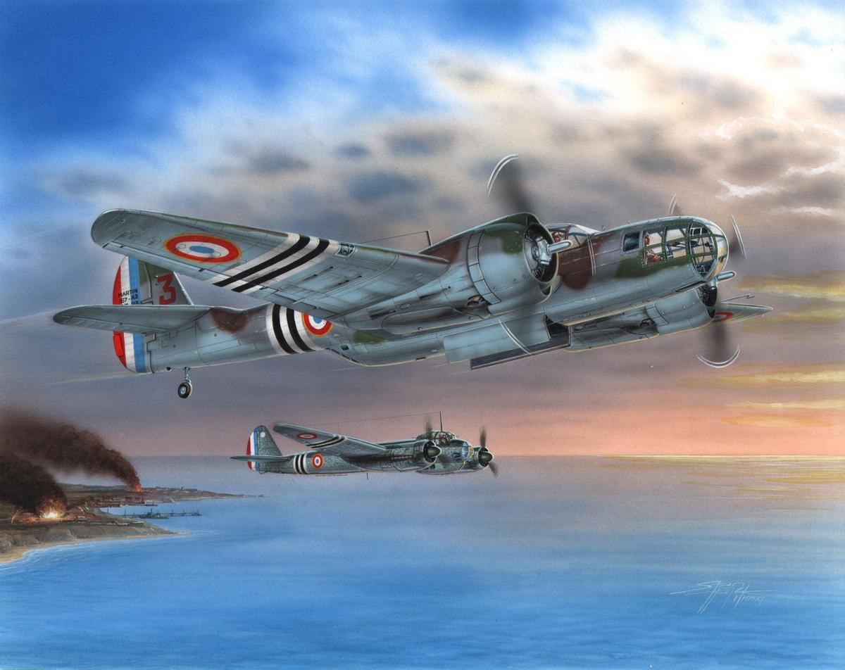 Special Hobby 1/48 167F Glenn Over French 1940/45