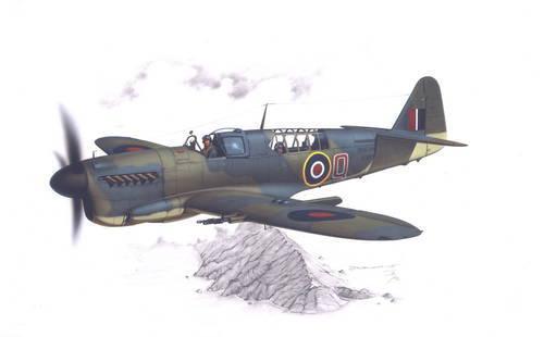 "Special Hobby 1/48 Fairey Firefly Mk.l ""Home Fleet"""