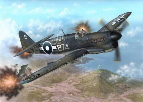 "Special Hobby 1/48 Fairey Firefly Mk.l ""Pacific Fleet"""