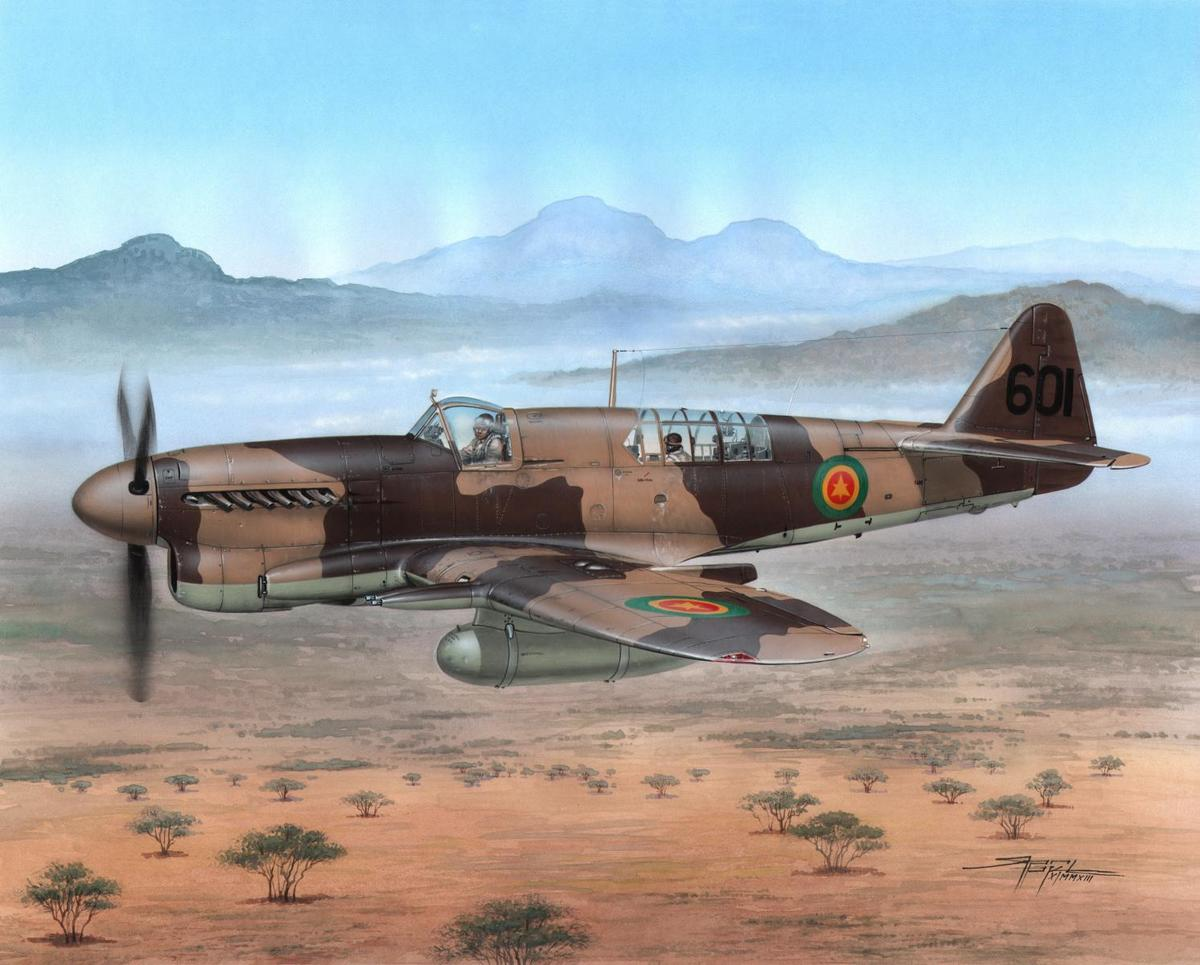 Special Hobby Firefly Mk.l Foreign Post War Service 1/48