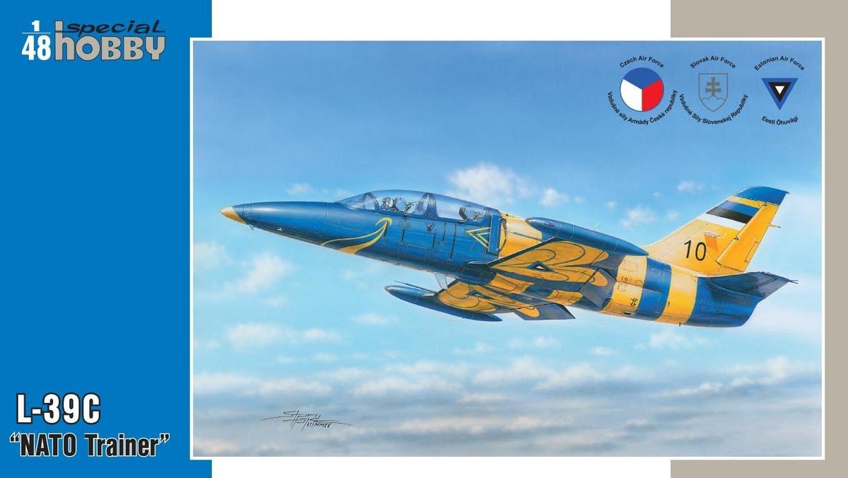 Special Hobby 1/48 L-39C Albatros