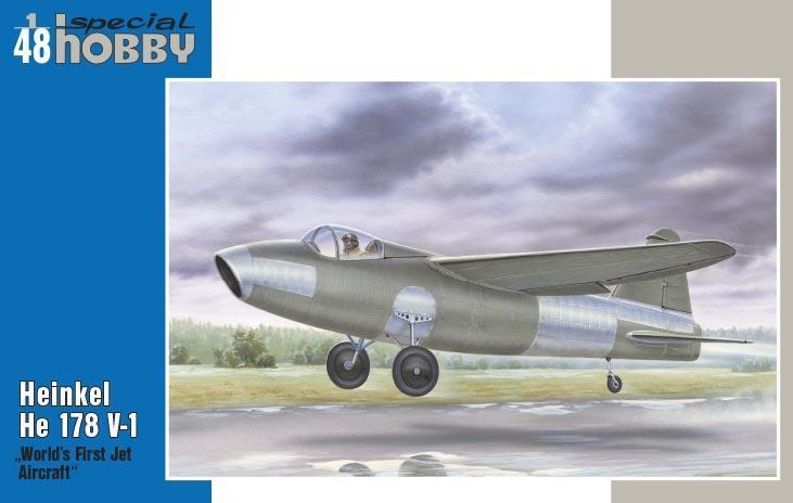 Special Hobby Heinkel He 178 VI 1/48