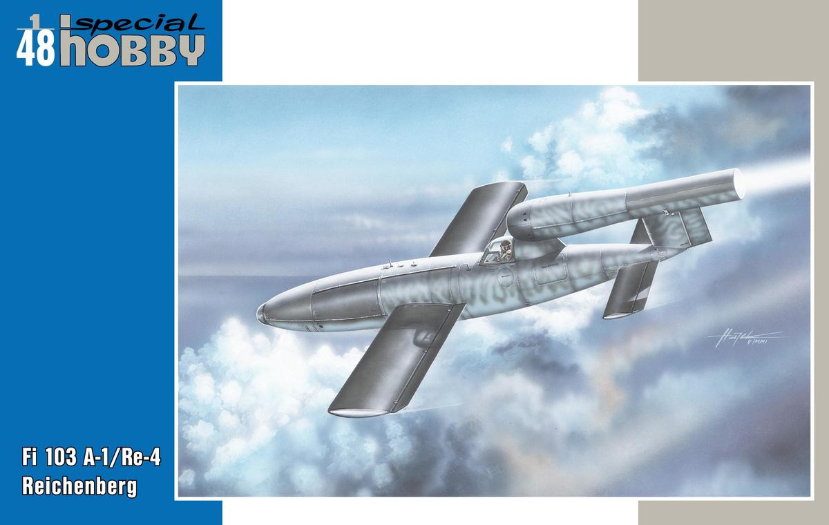 Special Hobby 1/48 Fi 103A-1/Re 4 Reichenberg
