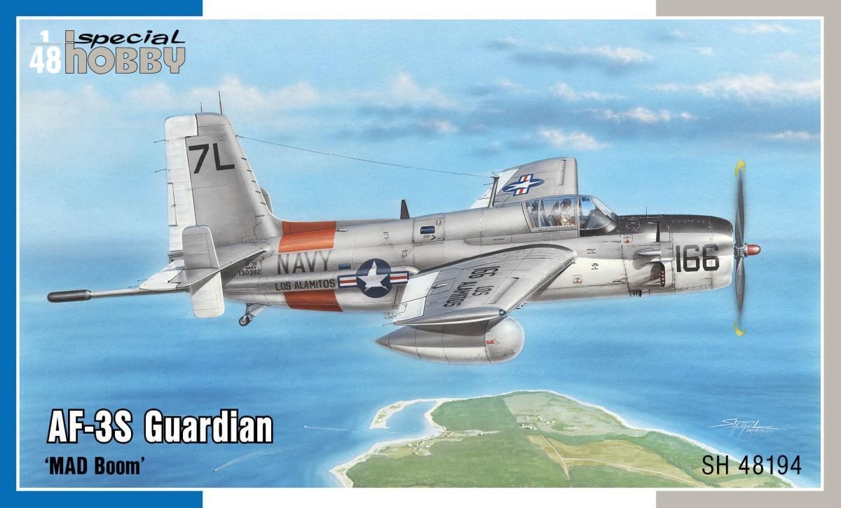 Special Hobby 1/48 AF-3S Guardian