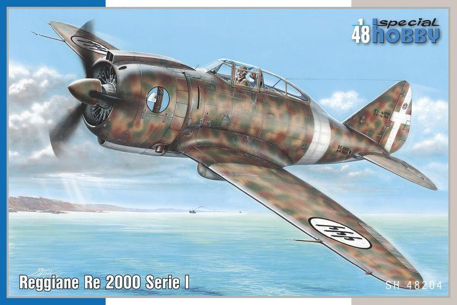 Special Hobby 1/48 Reggiane Re 2000 l Series