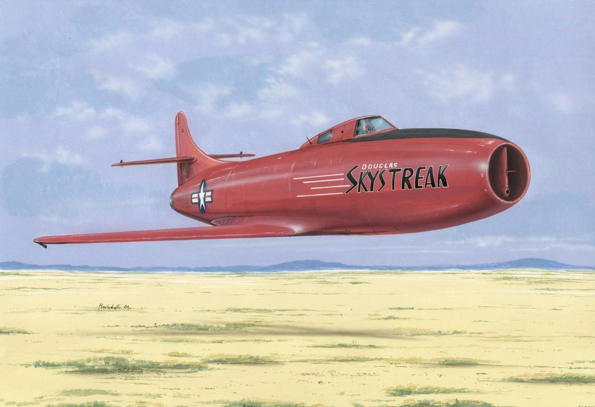 Special Hobby 1/72 D-558-1 Skystreak