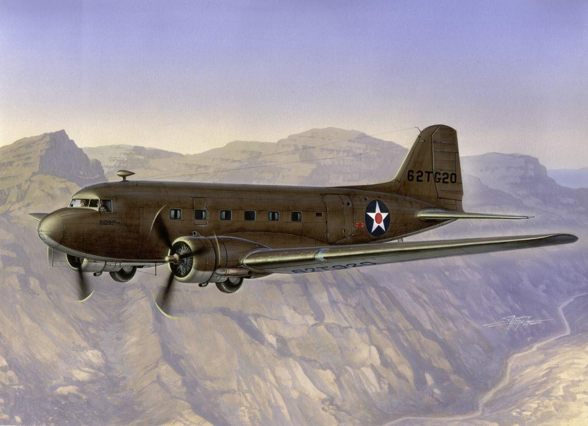 Special Hobby 1/72 C-33/C39 US Transport Plane