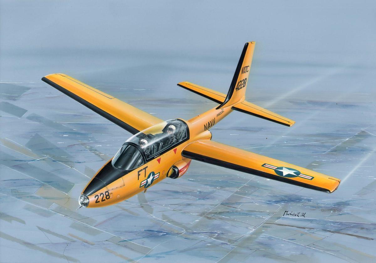 Special Hobby 1/72 TT-1 Pinto US Navy Trainer