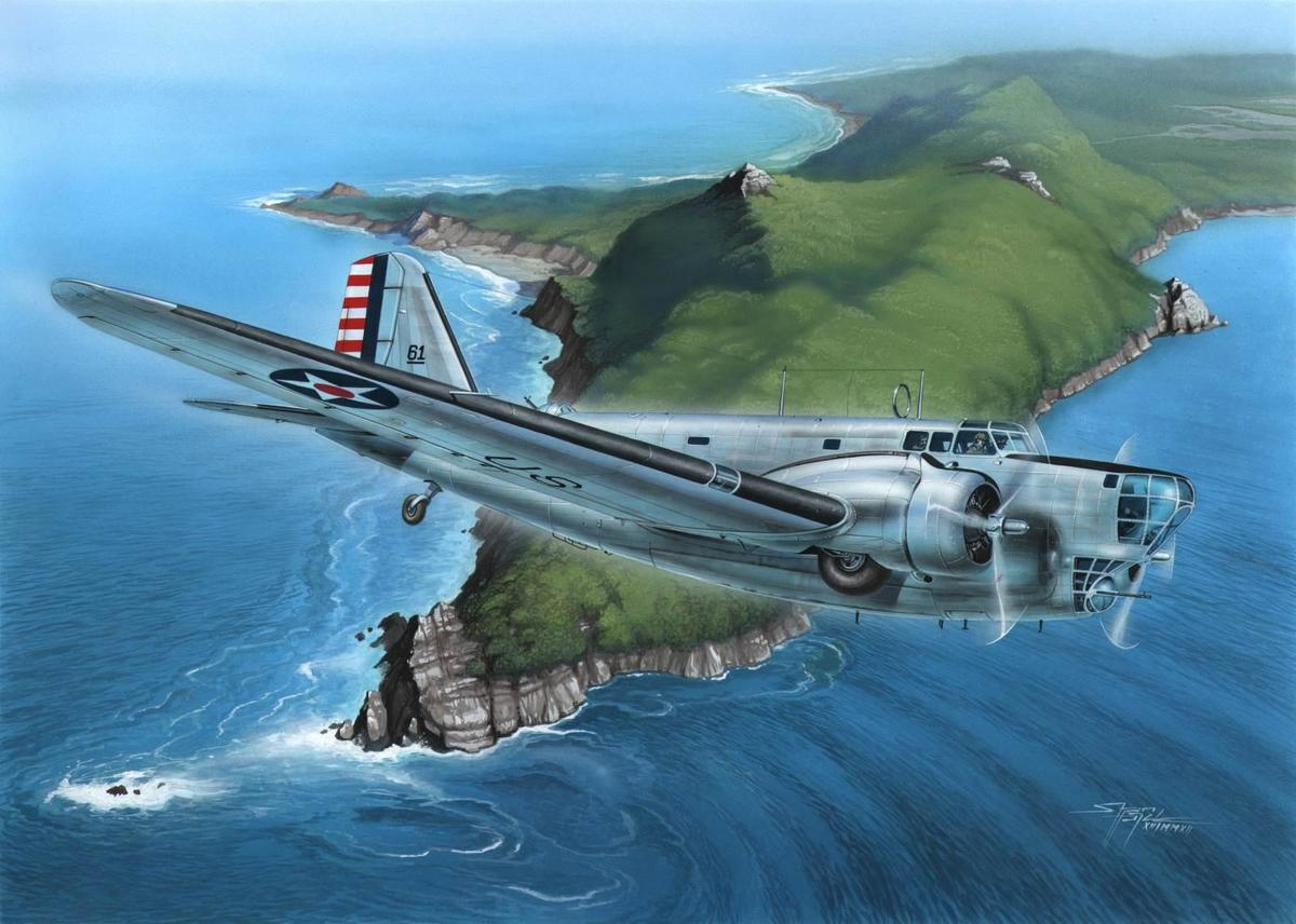 Special Hobby 1/72 B-18 Bolo At War