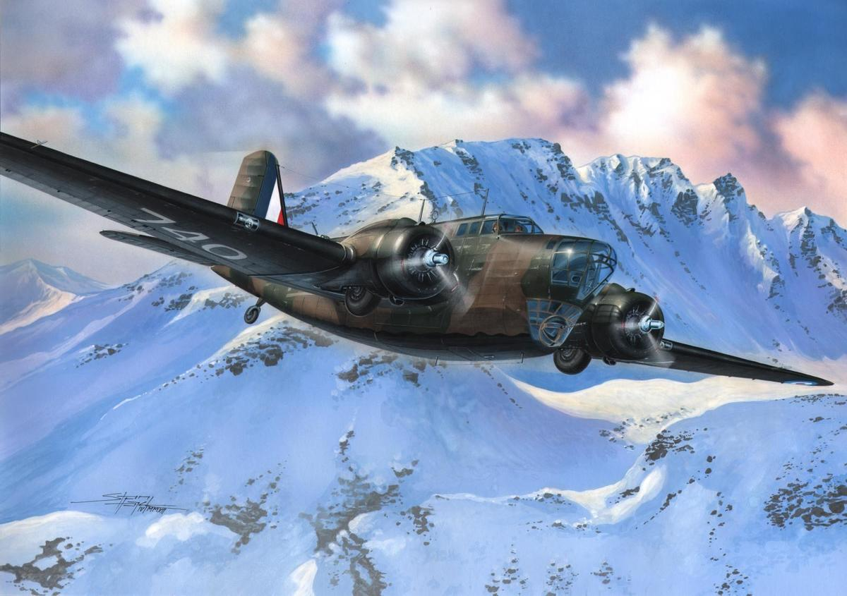 """Special Hobby Digby mk.l """"Bolo in Canadian Service"""" 1/72"""