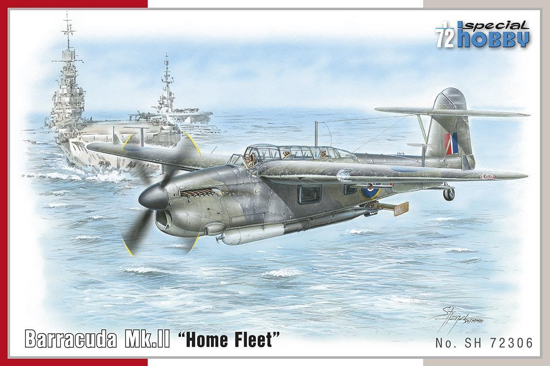 "Special Hobby Fairey Barracuda Mk.ll ""Home Fleet"" 1/72"