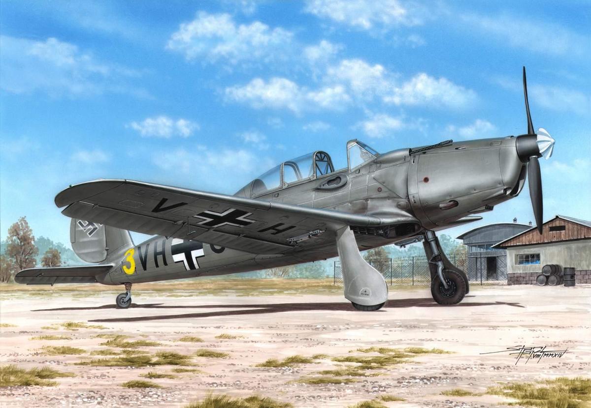Special Hobby 1/72 Arado Ar 96B-3