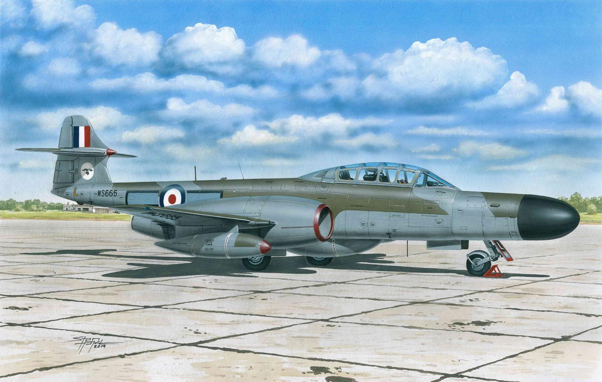 Special Hobby A.W. Meteor NFMK.12