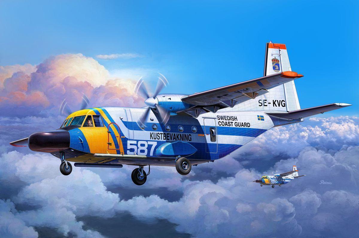 Special Hobby SH 89 / CASA C.212 'ASW & Maritime Patrol'