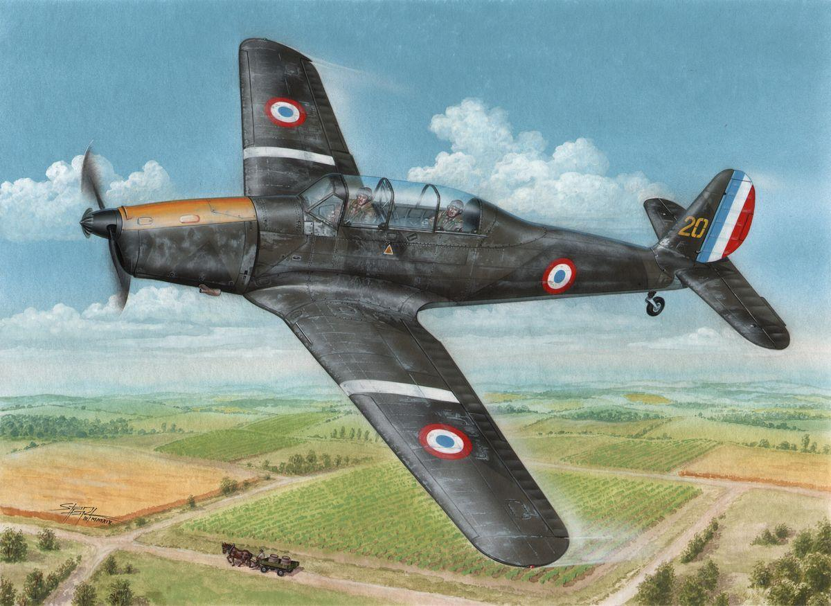 Special Hobby Arado Ar 96B 'Captured&Post War'
