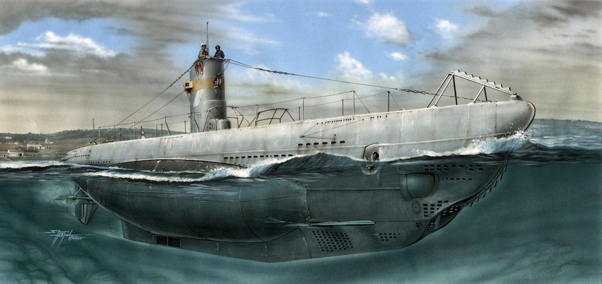 Special Hobby 1/72 U-Boot Type IIA