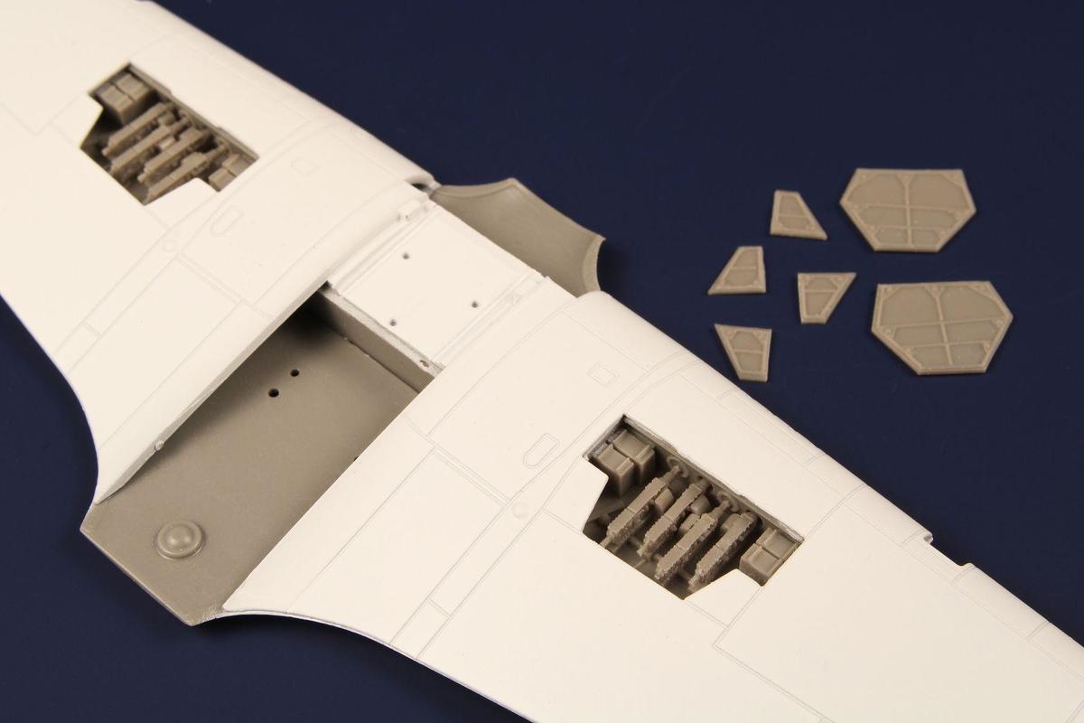 CMK 1/72 Hurricane Wing Armament (8 Guns)