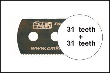 Special Hobby CMK Smooth saw (both sides)1p