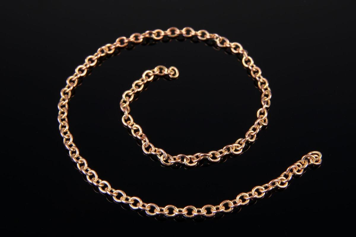 CMK Medium Coarse Brass Chain - Suitable for 1/35 and 1/48 scale