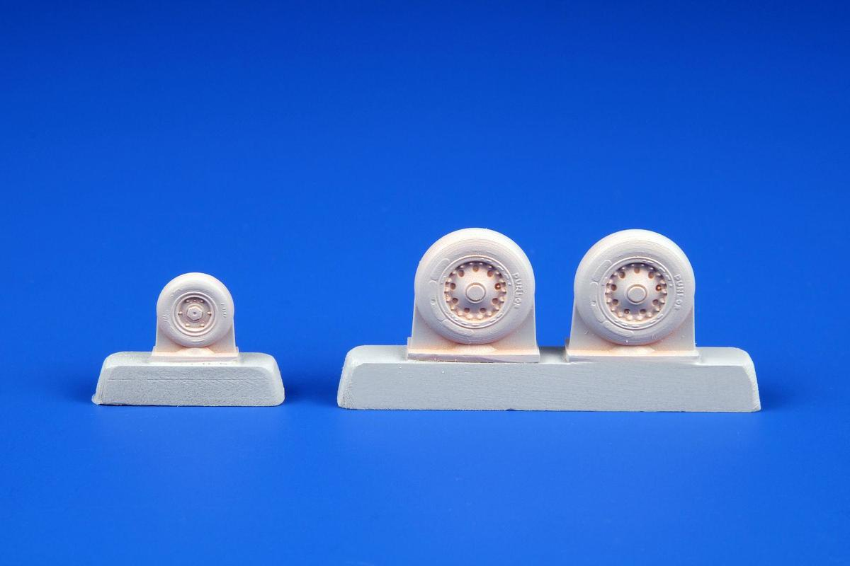 Special Hobby CMK 1/48 F-104C/G/J Wheels Early type