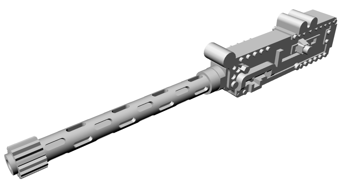 Special Hobby CMK 1/72 Browning 303 Mk II - British WW II Air Machine Gun 7.7mm / fixed type (4 pcs)
