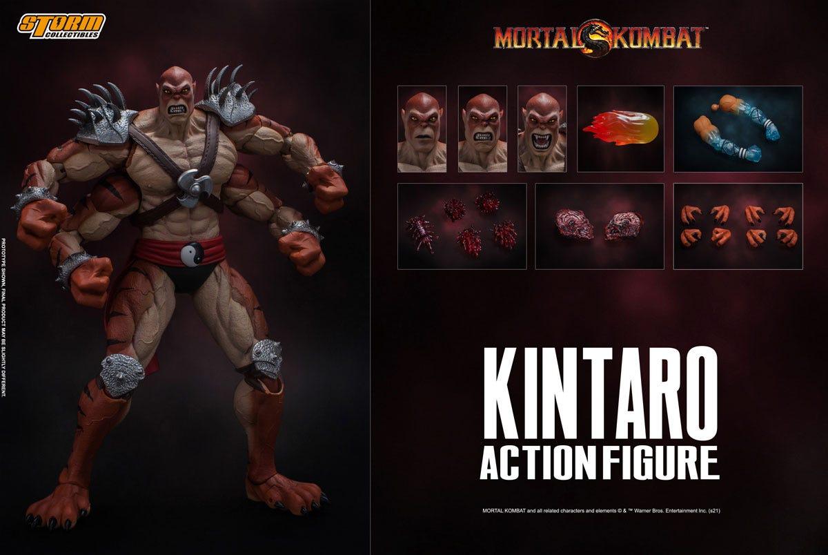 """Storm Collectibles 1/12 Kintaro """"Mortal Kombat"""" Action Figure"""