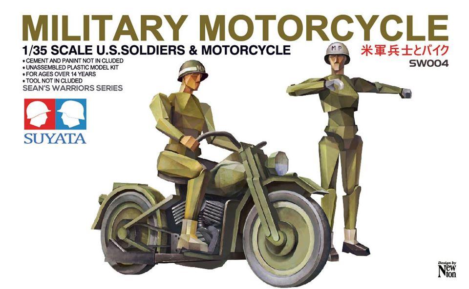 Suyata MILITARY MOTORCYCLE