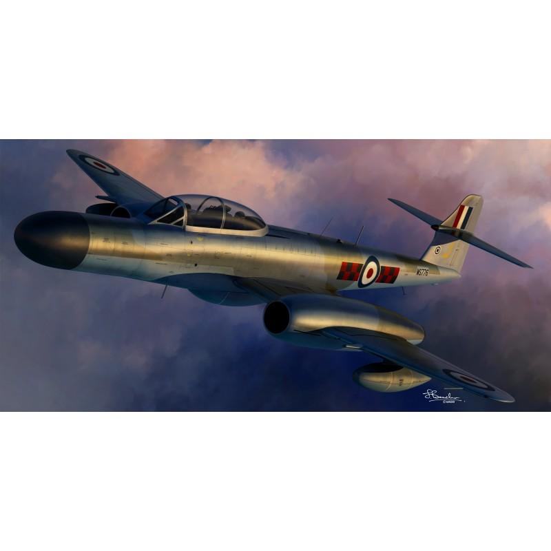 Sword Models 1/48 Meteor NF.14, Aircraft