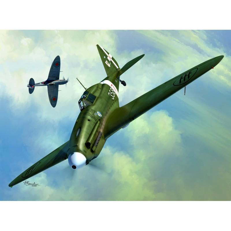Sword Models 1/48 Re 2001 Falco II, Aircraft