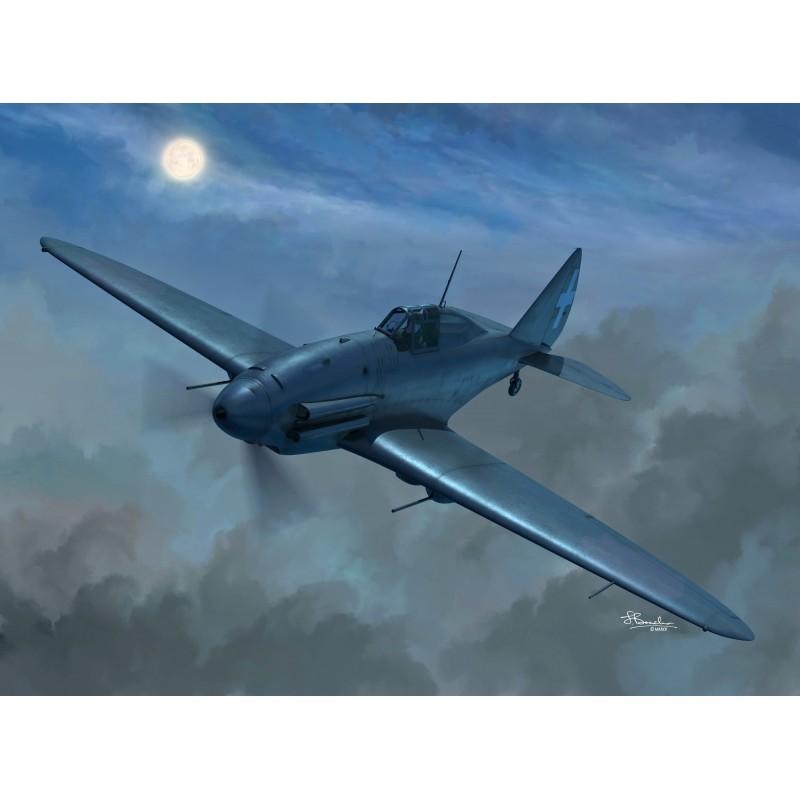 Sword Models 1/48 RE2001 CN (night fighter), Aircraft