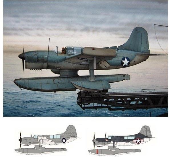 Sword Models 1/72 S03C Seamew, Aircraft