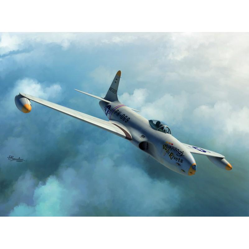 Sword Models 1/72 P-80A/B, Aircraft