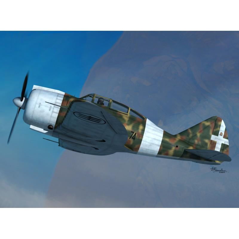 Sword Models 1/72 Re 2000, Aircraft