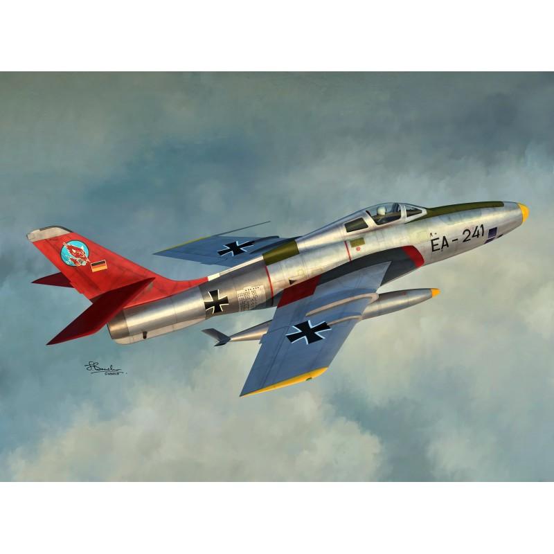 Sword Models 1/72 RF-84F Thunderflash (USAF, France, Luftwaffe, Norway), Aircraft
