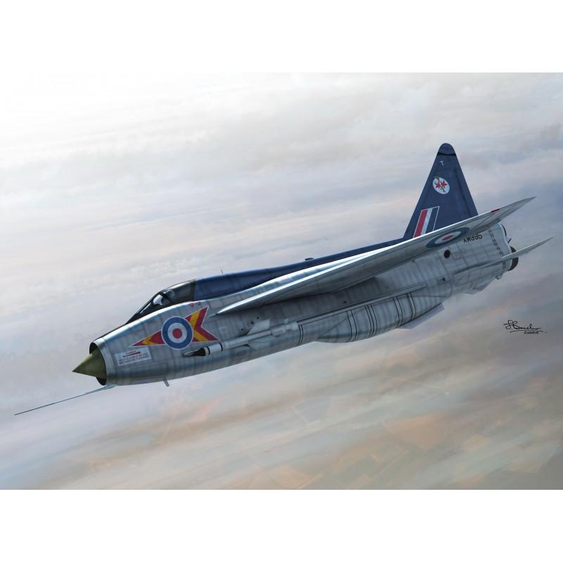 Sword Models 1/72 Lightning T4/T5, Aircraft